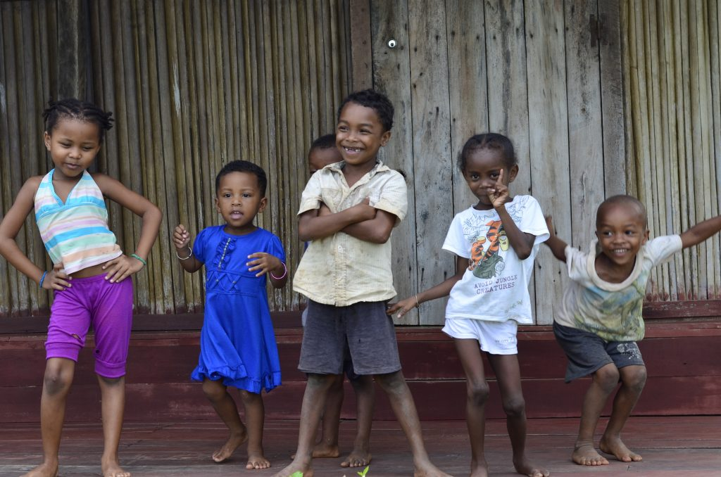 Photo of Malagasy youth